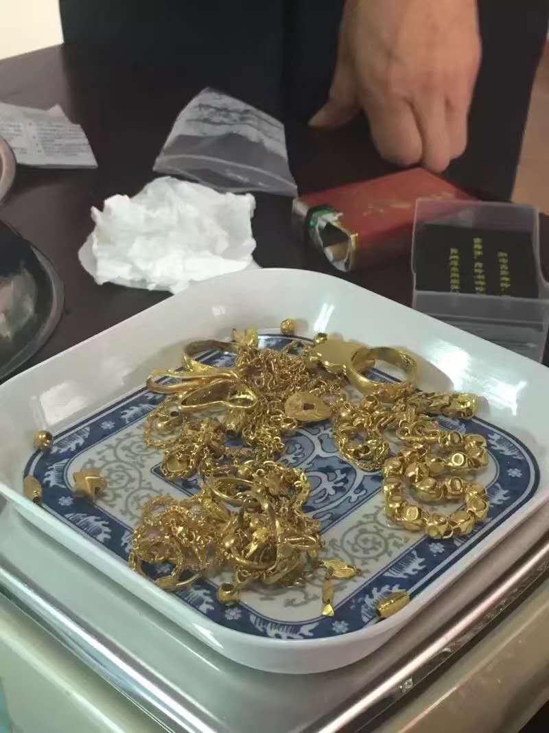 南长区黄金回收与提炼价格